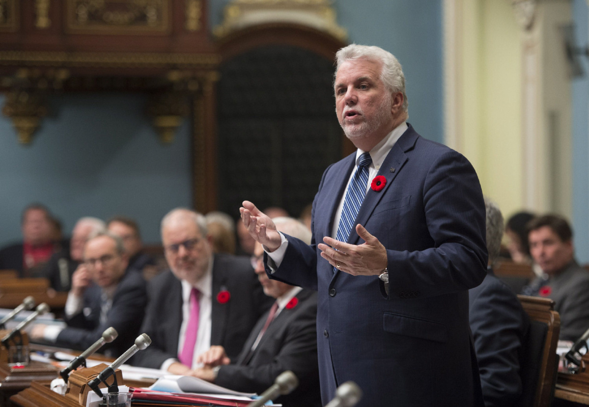 Quebec premier considers forming committee to monitor anti-corruption unit
