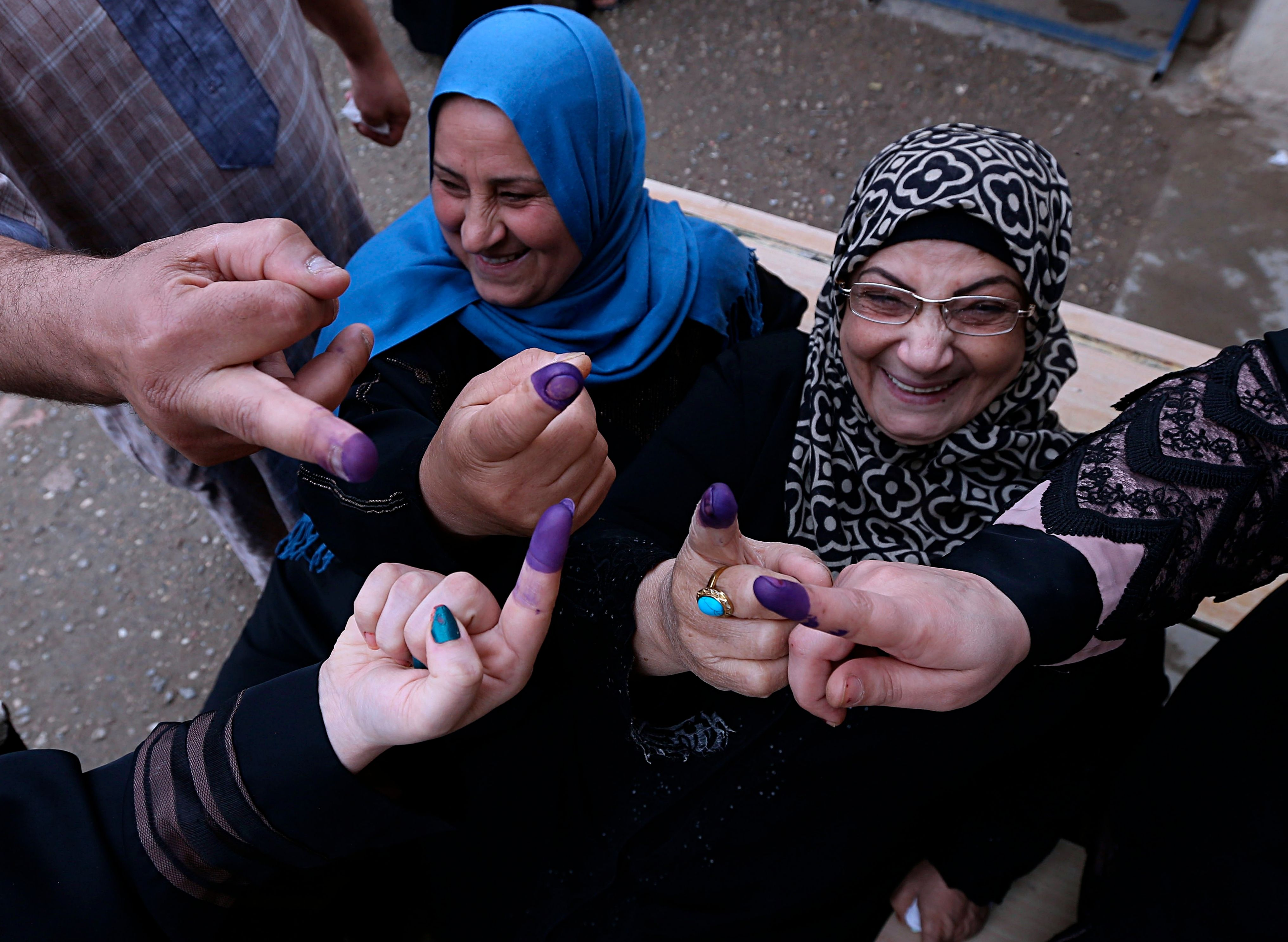 Polls close across Iraq in first vote since victory over ISIS