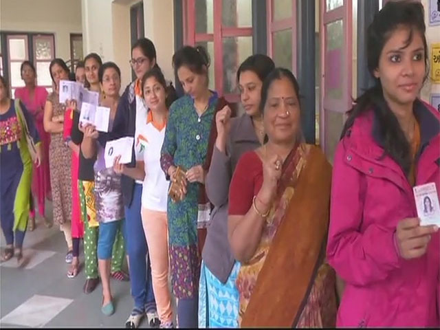 Voting begins for first phase of Gujarat assembly elections