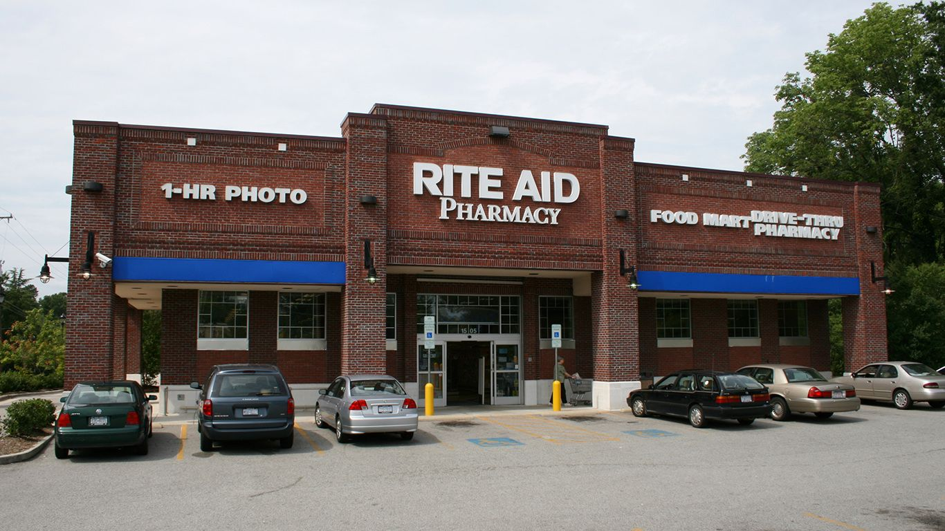 Rite Aid's future unclear after Albertsons merger collapses
