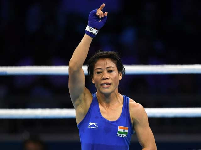 Indian trailblazer Mary Kom wins Commonwealth boxing gold at last