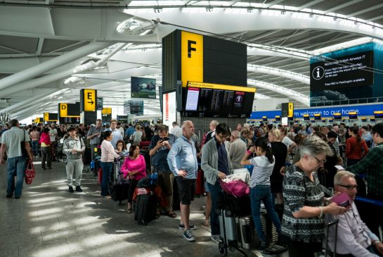 British Airways chaos continues day after IT failure grounds flights