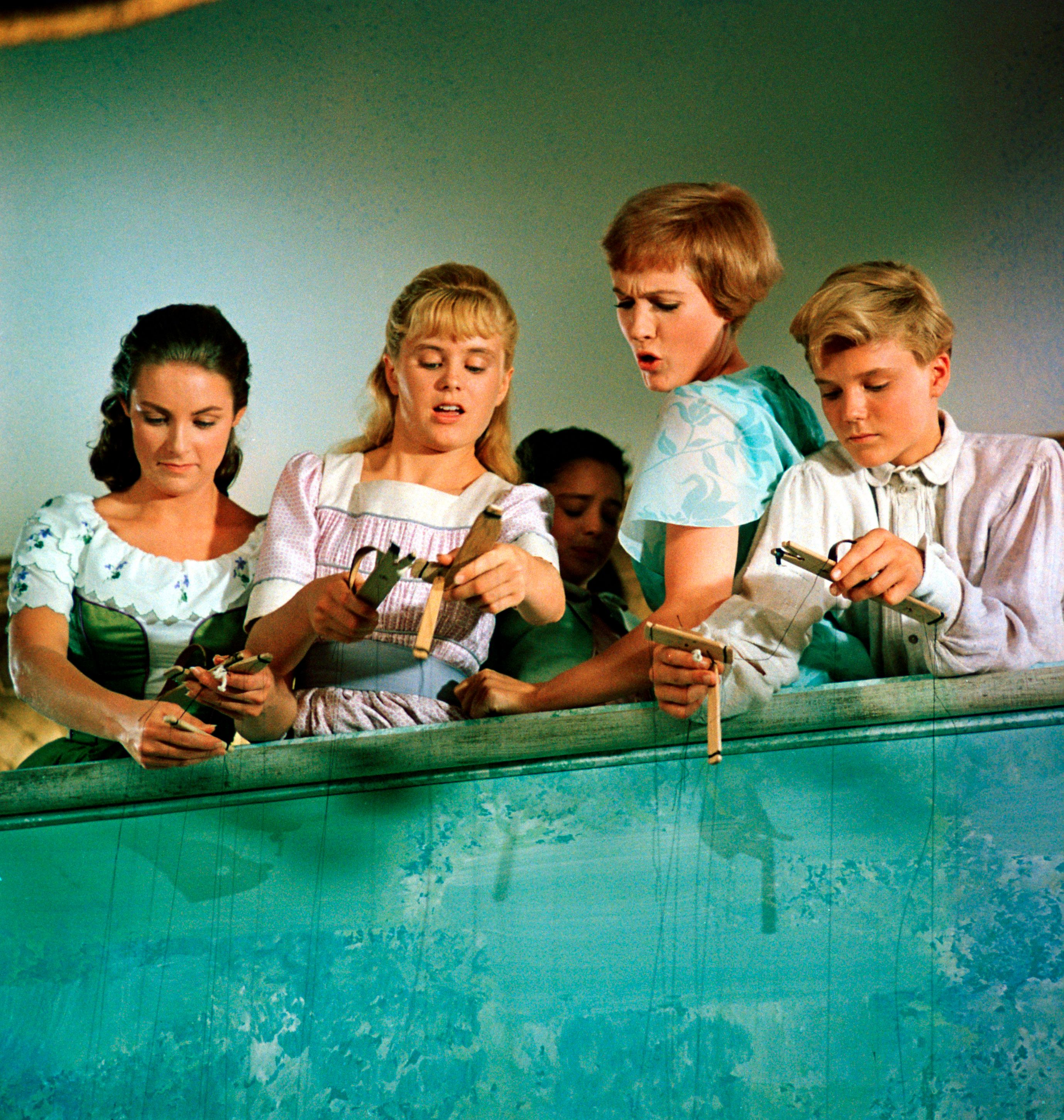 'Sound of Music' cast members mourn the death of Heather Menzies-Urich, who played Louisa