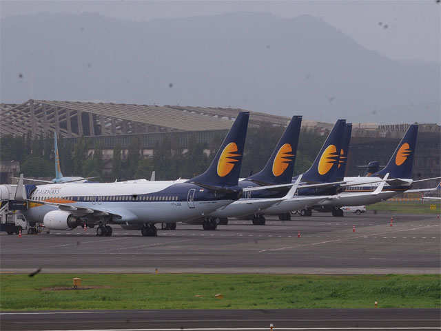 Jet Airways nosedives 10% on deferred Q1 results