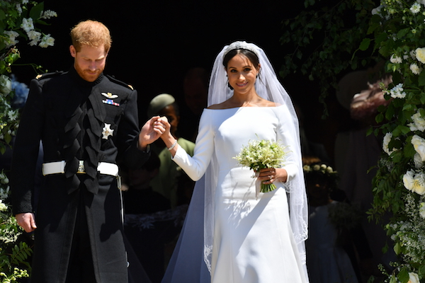 Black culture shines at 'most diverse Royal Wedding ever'