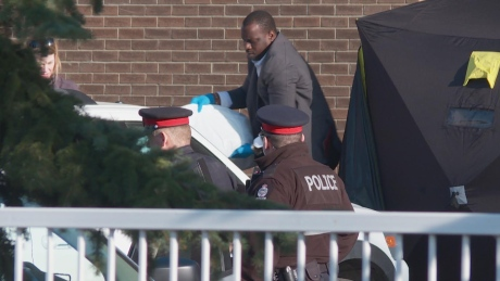 Edmonton police investigating suspicious death of toddler
