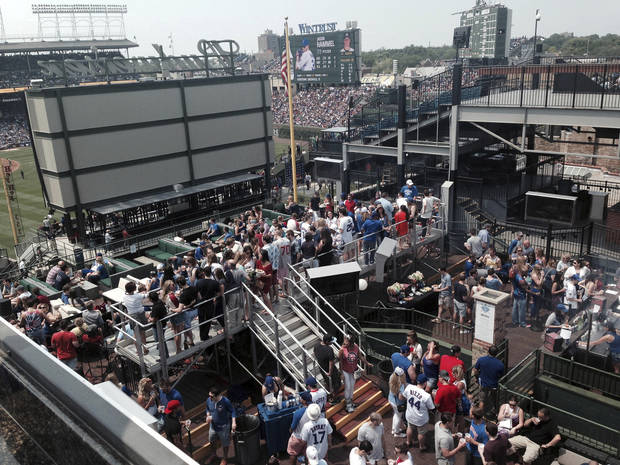 Supreme Court won't get involved in Wrigley Field dispute