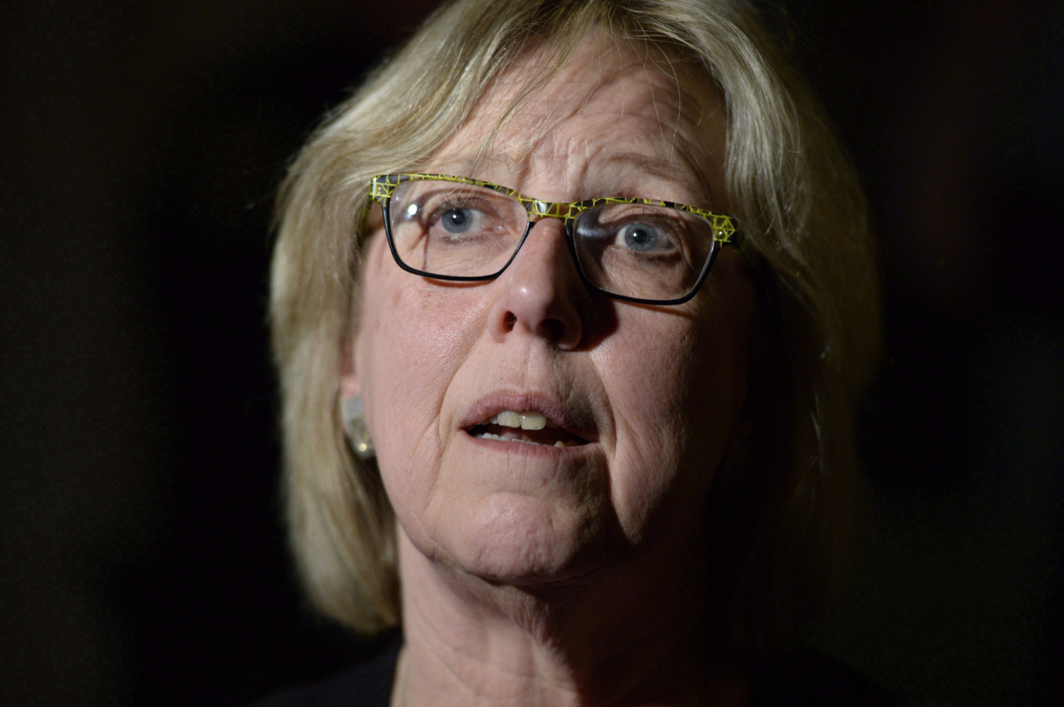 Green Party hires lawyer to probe Elizabeth May bullying allegations