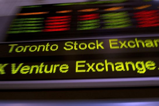 TSX slips following unexpected buildup of U.S. crude oil inventories