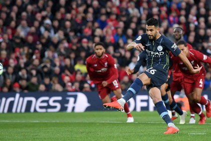 Premier League: Man City boss Guardiola happy despite draw at Liverpool