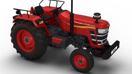 Mahindra launches five tractor models under Yuvo range