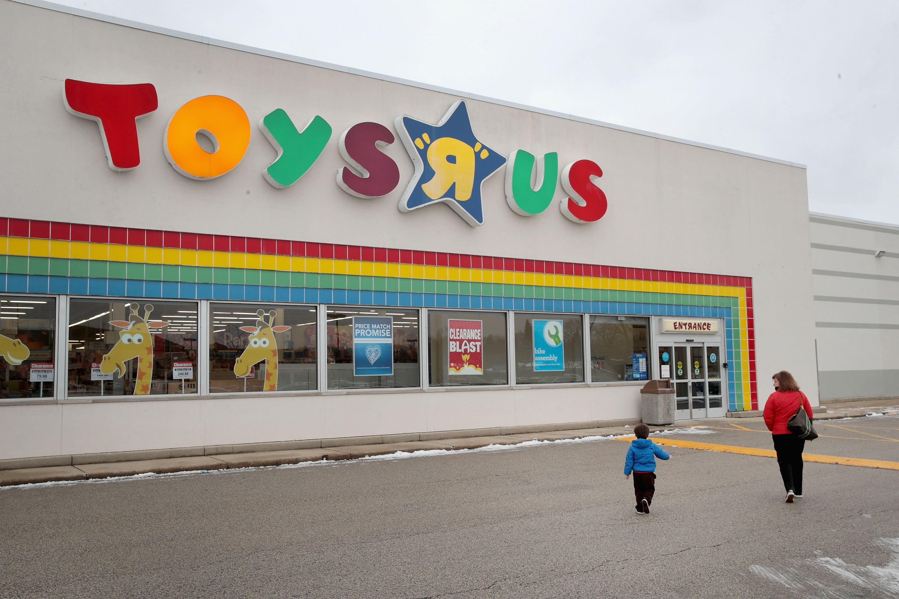 Discounts! Here's when Toys R Us' liquidation sale starts