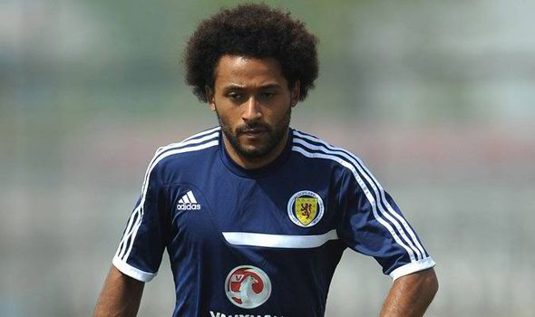 Macedonia 1 - Scotland 2: Ikechi Anya's dream start for Scots