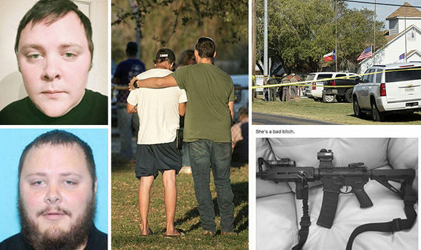 Texas shooting: Gunman Devin Patrick Kelley arrested for violence against wife and child