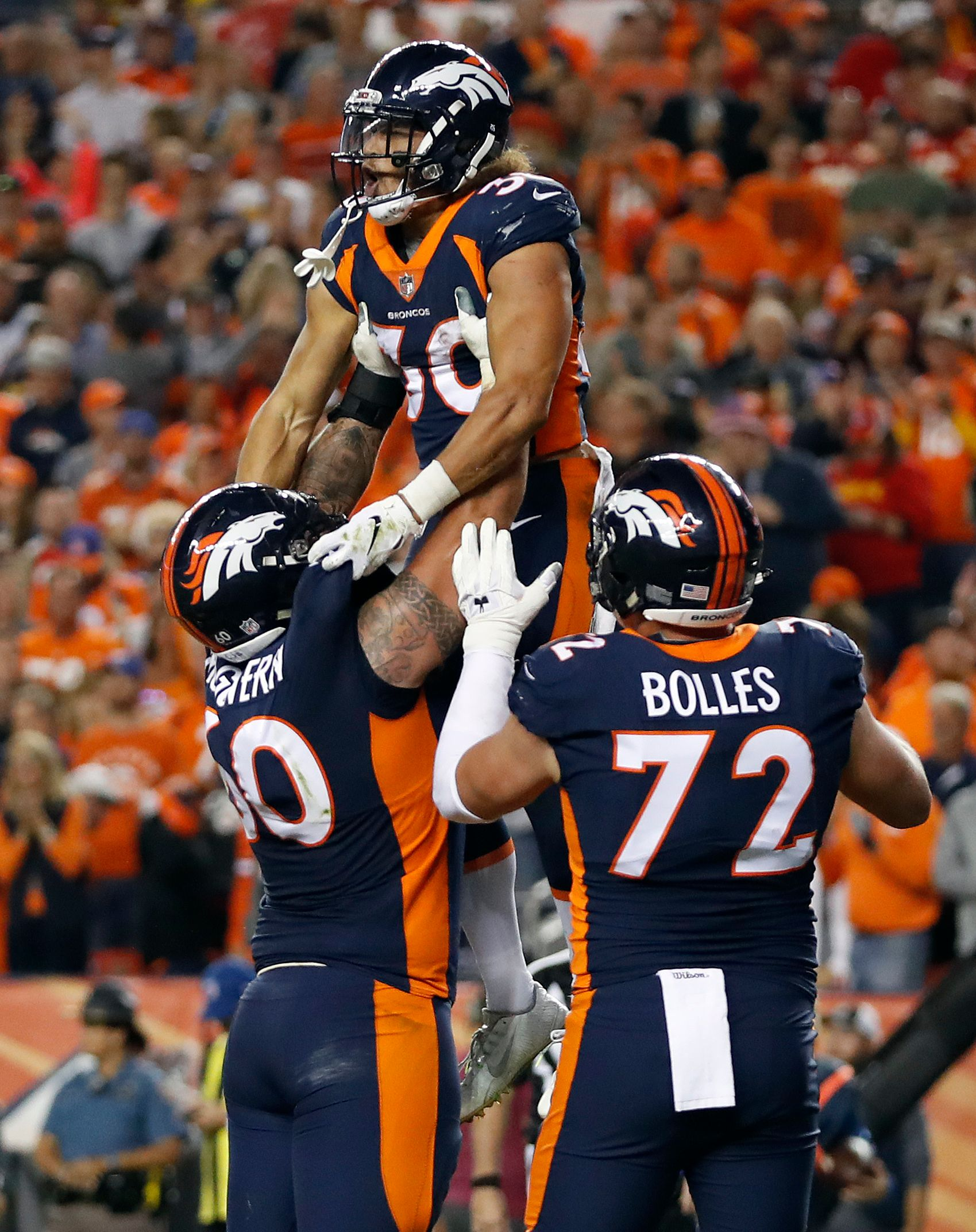 Chiefs capitalize for 27-23 win after Broncos ditch the run