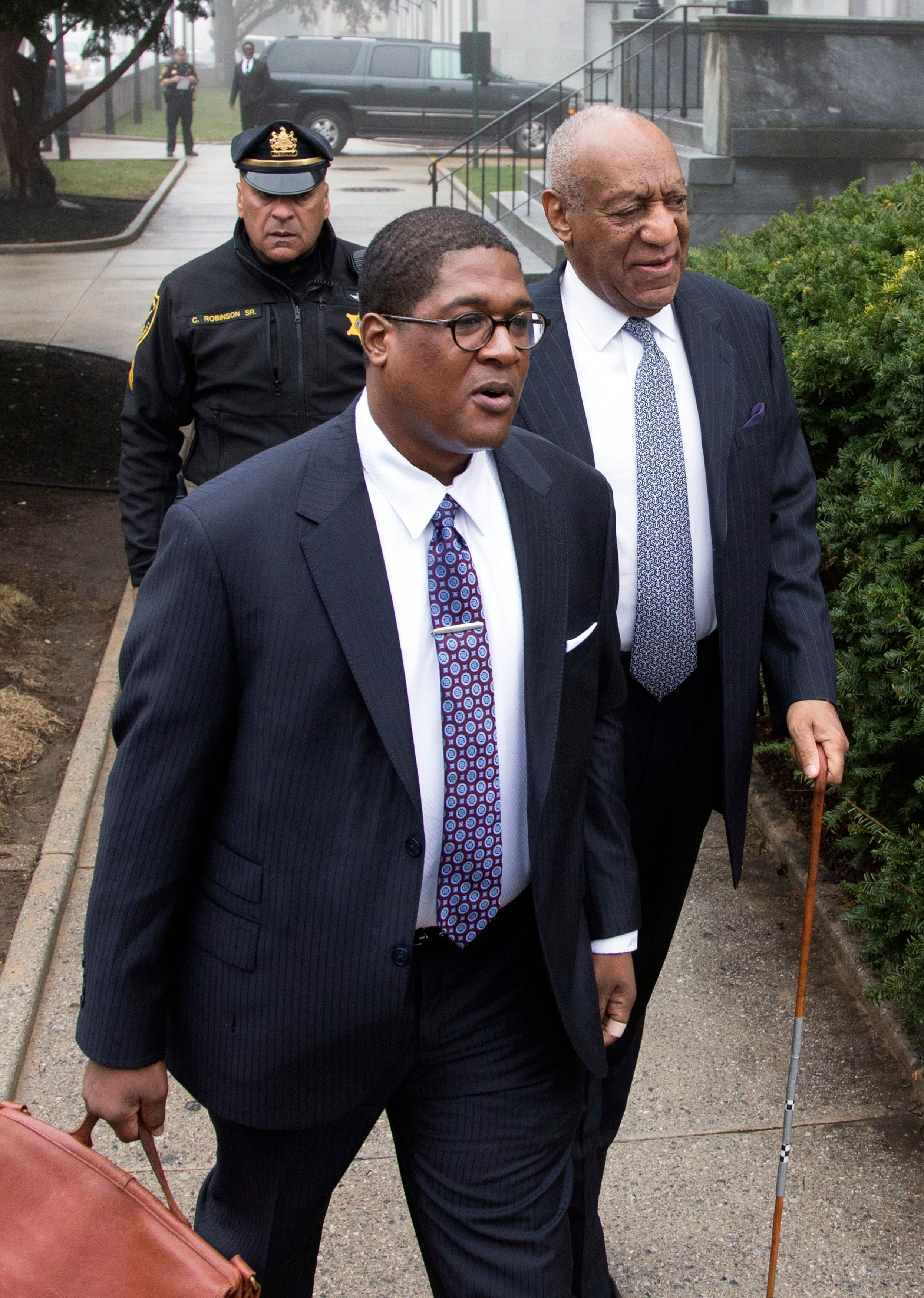 Bill Cosby retrial: Jury selection resumes after defense calls process discriminatory