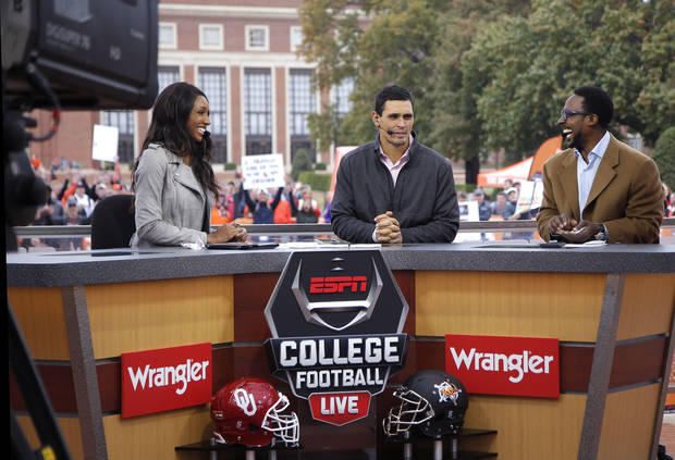 ESPN College GameDay: Times, locations, info