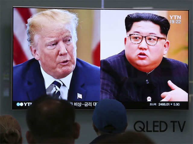 Donald Trump-Kim Jong-un meet to take place at 9 am on June 12: White House