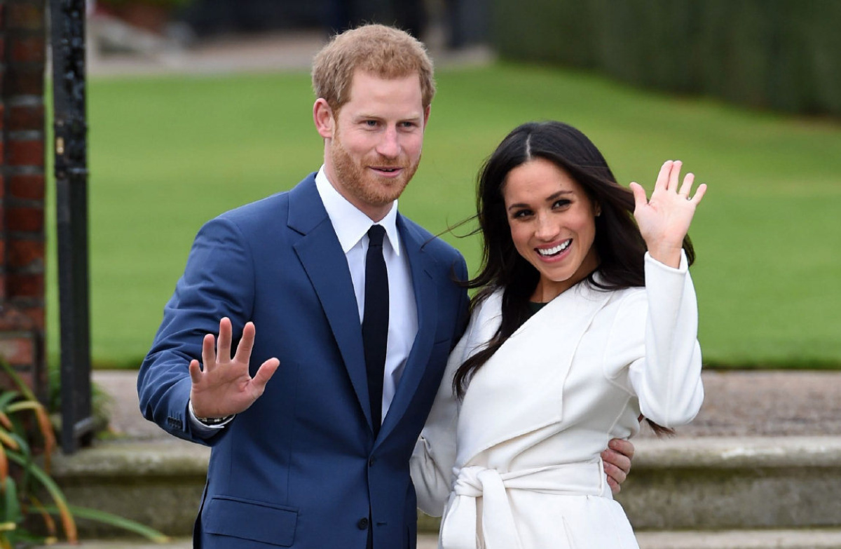 Prince Harry, Meghan Markle to wed in May at Windsor Castle chapel