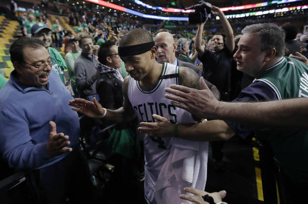 NBA playoffs: Celtics take Game 7 against Wizards