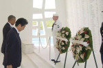 Pearl Harbor: les coulisses de la rencontre de Barack Obama et Shinzo Abe