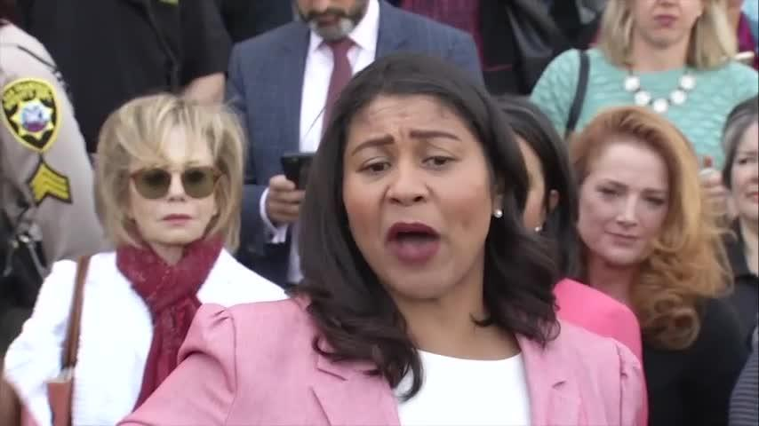 London Breed Elected New Mayor of San Francisco