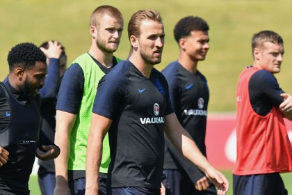 Video: England can win the World Cup says captain Harry Kane