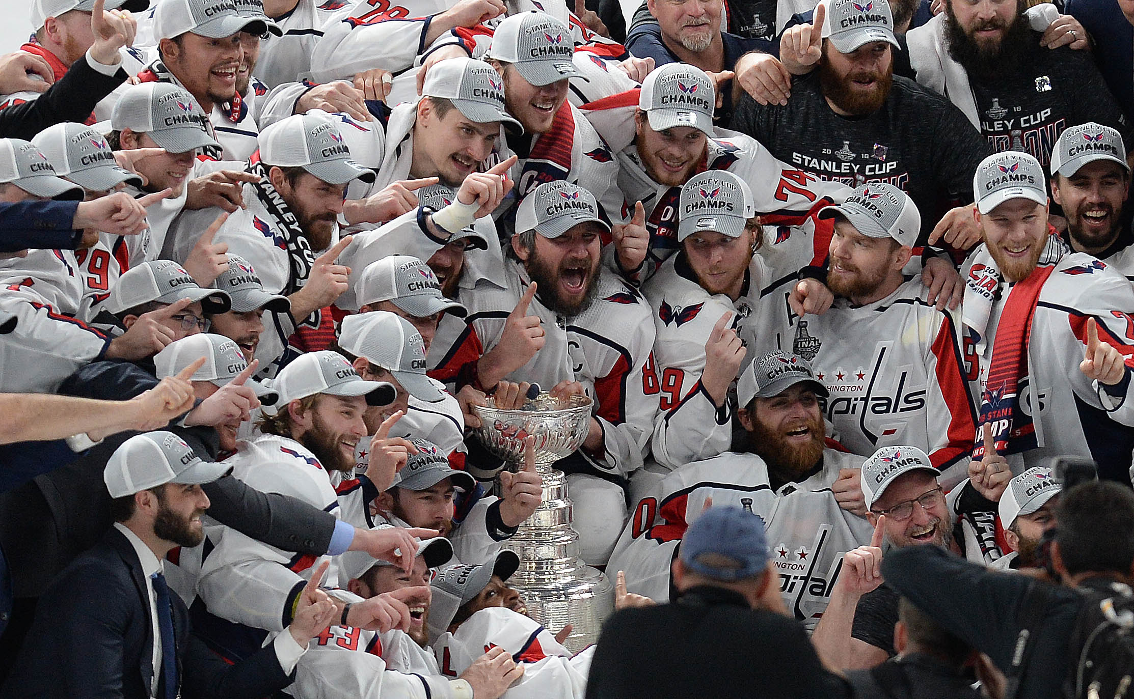 Are the Washington Capitals the drunkest champions ever?