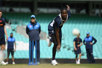 Jofra Archer set to be named in England's Cricket World Cup squad