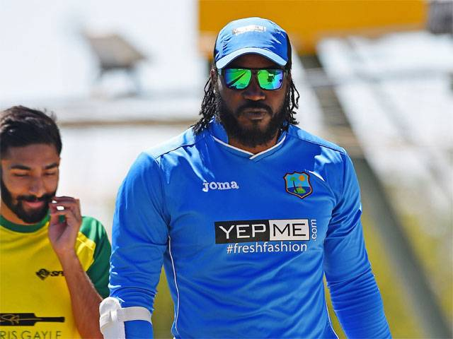 World Cup: West Indies sweat over Chris Gayle's back injury