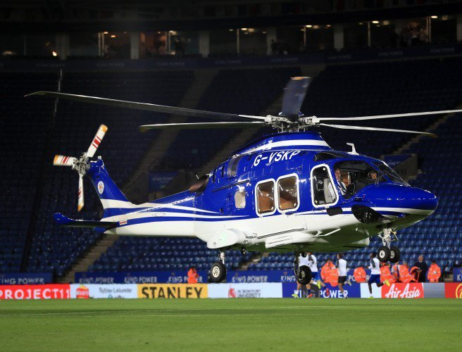 Leicester City owner confirmed dead after helicopter crash
