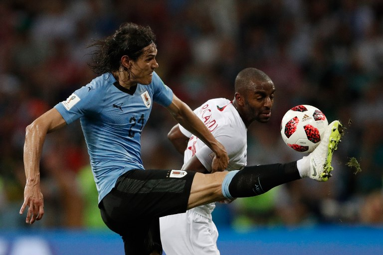 Uruguay shatters Ronaldo, Portugal's World Cup hopes