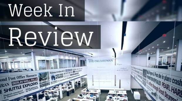 Week in Review Podcast: School budget crunch, healthcare merger, college football pro days