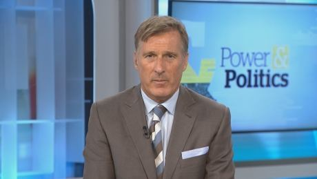 Bernier didn't tell anyone from the Conservatives Party about his dramatic exit
