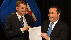 Wildrose-Alta. PC members to vote on new united party on July 22