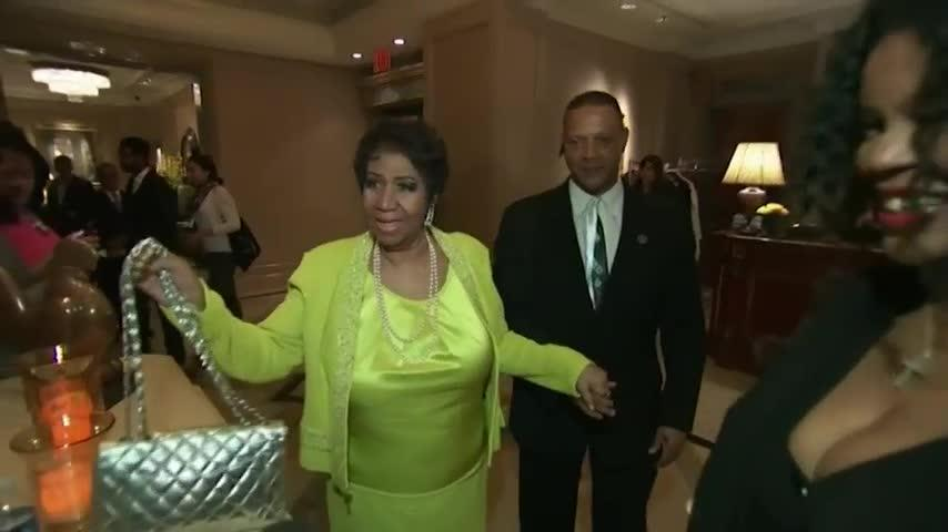 Aretha Franklin's 'one-of-a-kind' legacy
