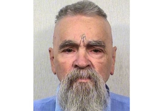 Charles Manson alive amid report he's been hospitalized, official says