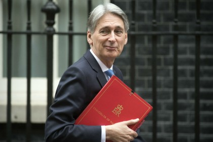 Spring Statement: Hammond 'puts brave face on the figures'