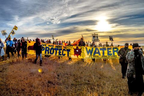 United States: Oil begins to flow through Dakota Access pipeline