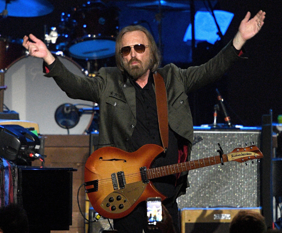 Rock superstar Tom Petty dies at 66