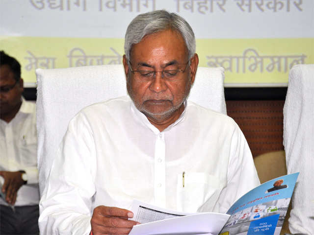 Bihar Chief Minister Nitish Kumar admitted to AIIMS