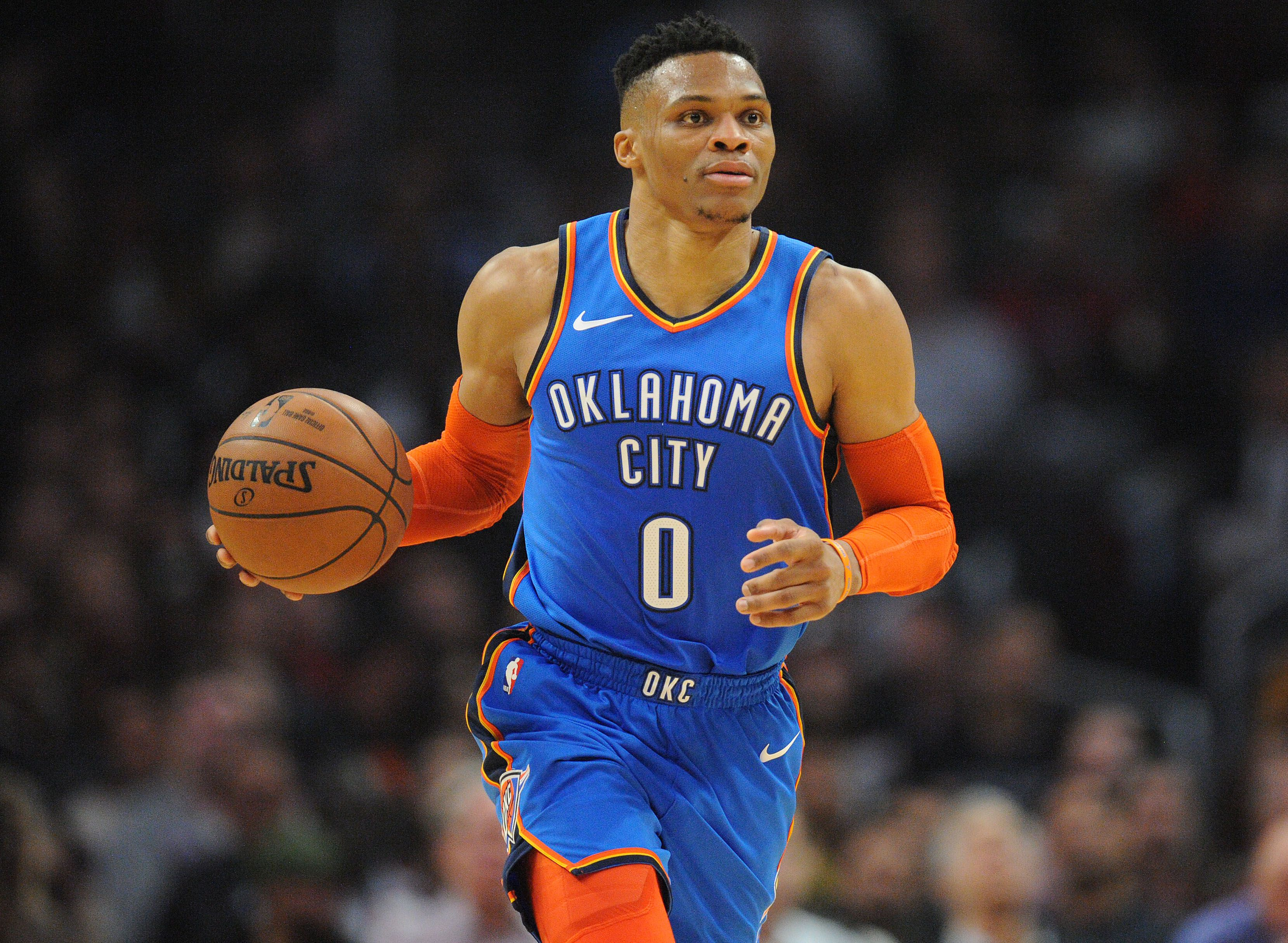 Opinion: No excusing fan behavior that prompted Russell Westbrook tirade