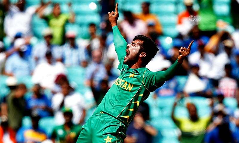 Pakistan strikes, India's top order collapses in high-octane Champions Trophy final