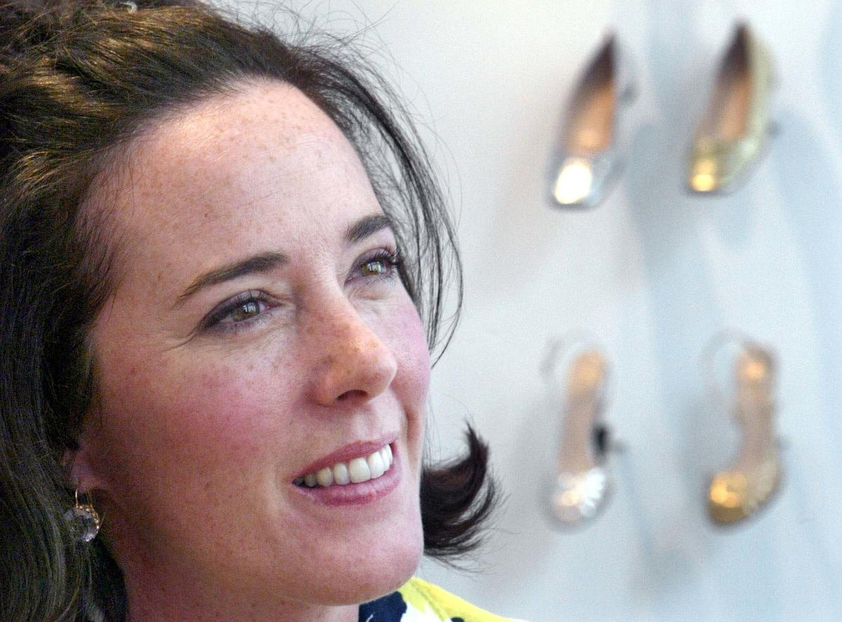 Fashion designer Kate Spade found dead in New York