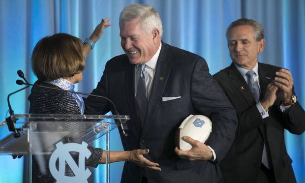 Mack Brown returns to North Carolina as coach