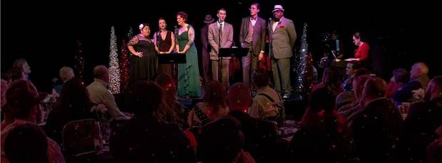 What to do in Oklahoma on Dec. 23, 2017: Celebrate the Christmas season with The City Cabaret OKC's 'Retro Wonderland'