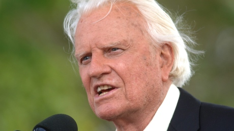 Christian evangelist Billy Graham dead at 99