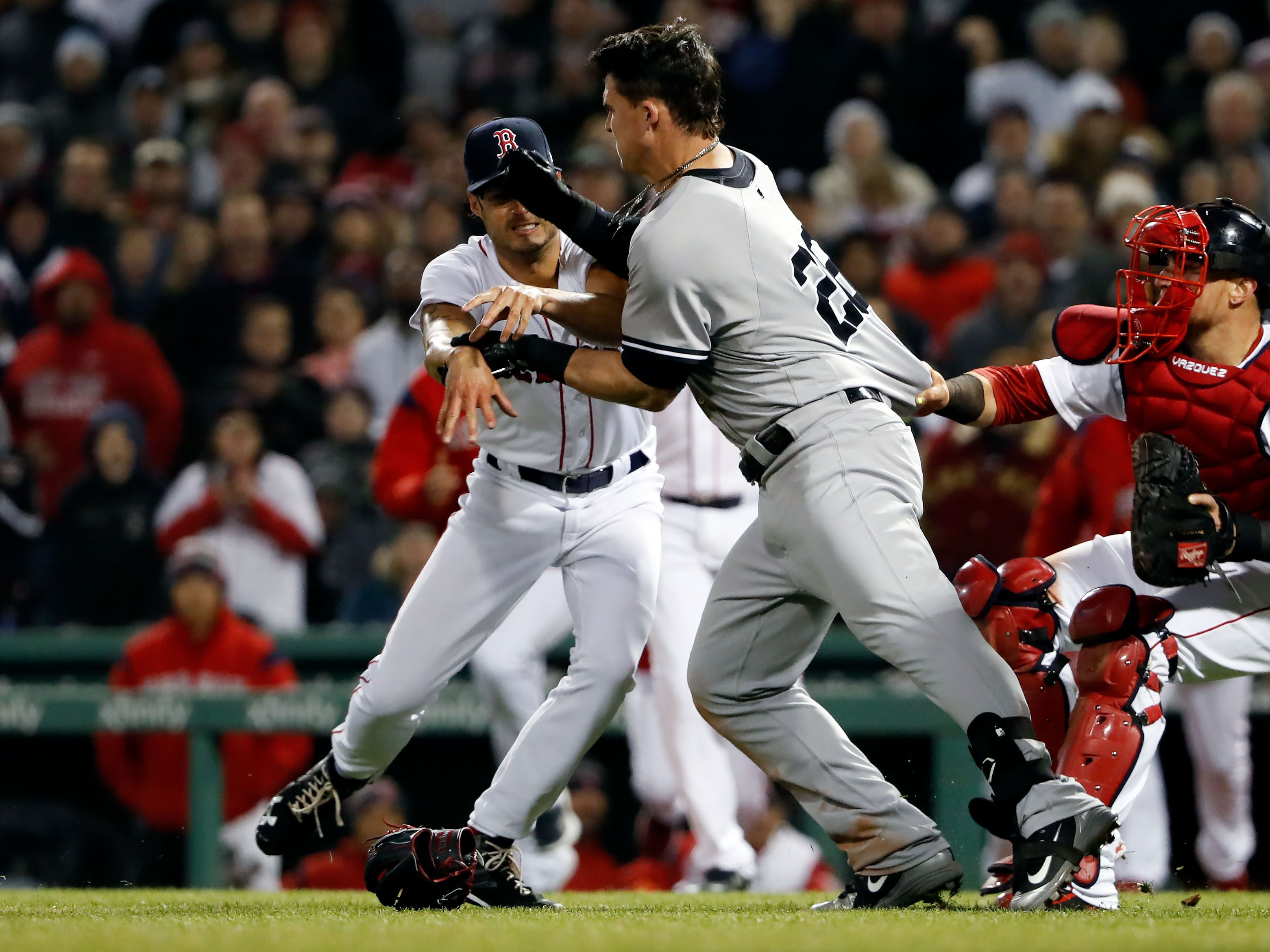 MLB to announce Yankees-Red Sox rivalry to visit London in 2019
