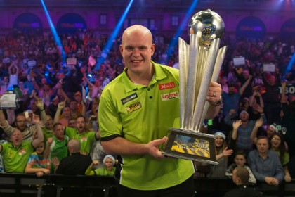 Michael van Gerwen: Why darts superstar is a sporting genius