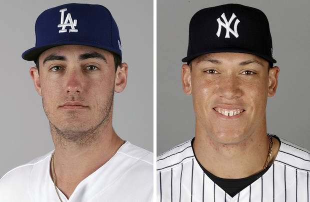 Judge, Bellinger unanimous picks as Rookies of the Year
